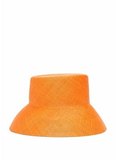 Valentino Garavani Şapka Oranj